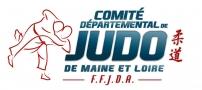 Logo MAINE ET LOIRE JUDO